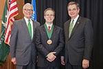 School of Business' Radosevich honored as inaugural Cofrin Endowed Chair