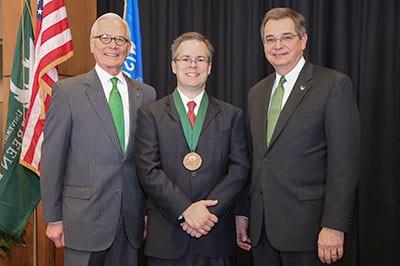 Radosevich honored as Cofrin Endowed Chair