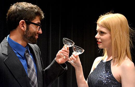 UWGB comedy Months on End