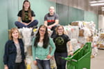 That's a wrap: Students keep ton of plastic bags out of waste stream