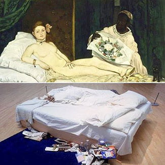 Superb Lawton Gallery Exhibit, The Bed Show