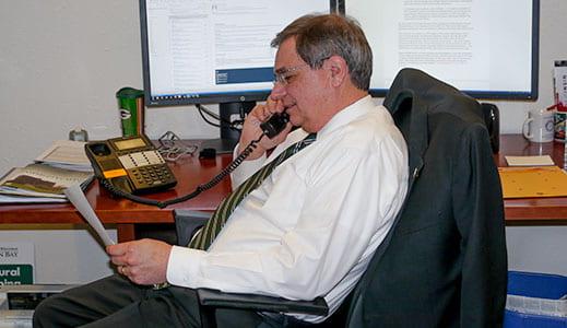 Chancellor Gary Miller