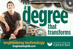 Engineering technology program.