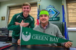 The votes are in: Koepke successful as Green Bay Mayor's office intern