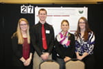 Academic Excellence Symposium spotlights student stars of 2015