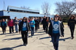UWGB Philanthropy Club makes strides with 'Steps to Make a Difference Walk'