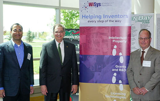 WiSys Information Session at UW-Green Bay