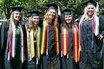May 2015 Commencement: Photos, Part II