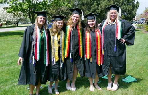 UW-Green Bay Commencement - gallery two