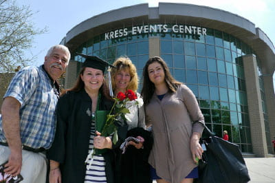UW-Green Bay May Commencement