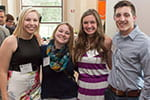 Gallery: Honors grads honored at Friday reception