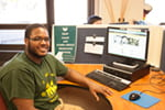 Lones, Blake pursue competitive summer research opportunities