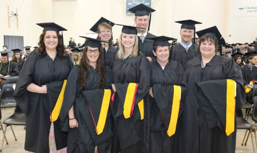 Plymouth masters graduates