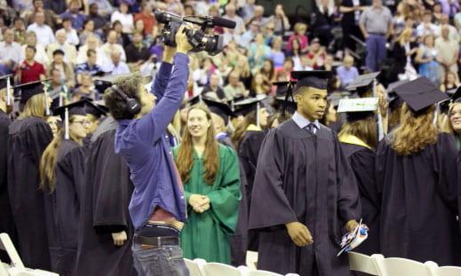 Keifer Sykes graduate