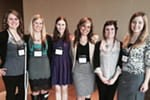 Undergraduate researchers honored and recognized