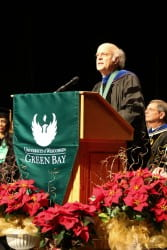 Harvey Kaye, Commencement Speaker