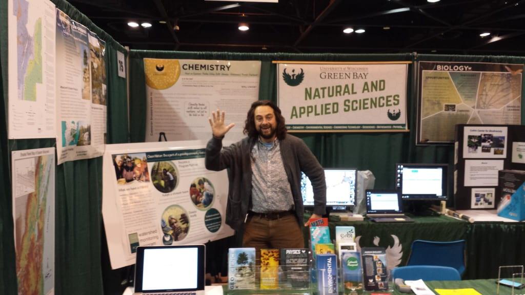 UWGB at Einstein Expo