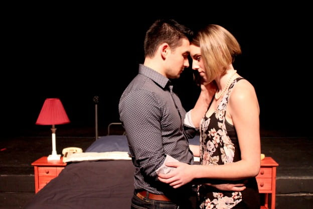 Askar Ziganshin (David and Andrea Cornett (Beth)