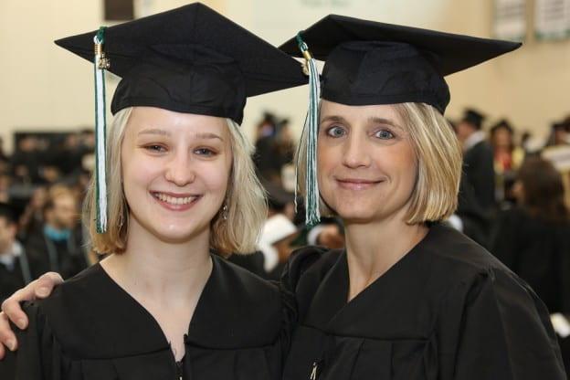Nicole and Tanya Babich