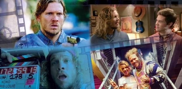 Scotty Dickert collage