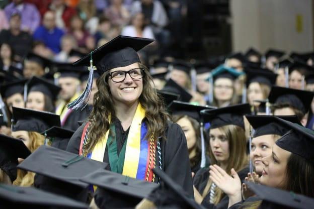 Triple Major Named Outstanding University Of Wisconsin Green Bay Student For 2015 2016 Inside Uw Green Bay News