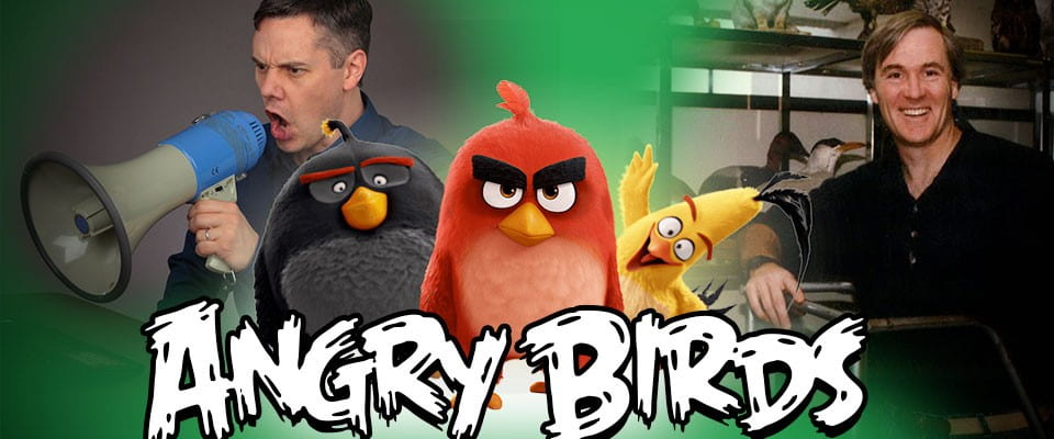 Ryan Martin, Bob How, and Angry Birds