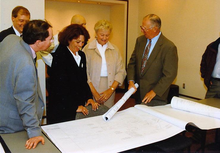 Nancy Stiles serving on the Weidner Center steering committee