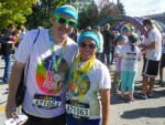 UW-Green Bay Color Run 2016