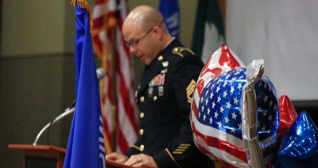 Veterans Reception