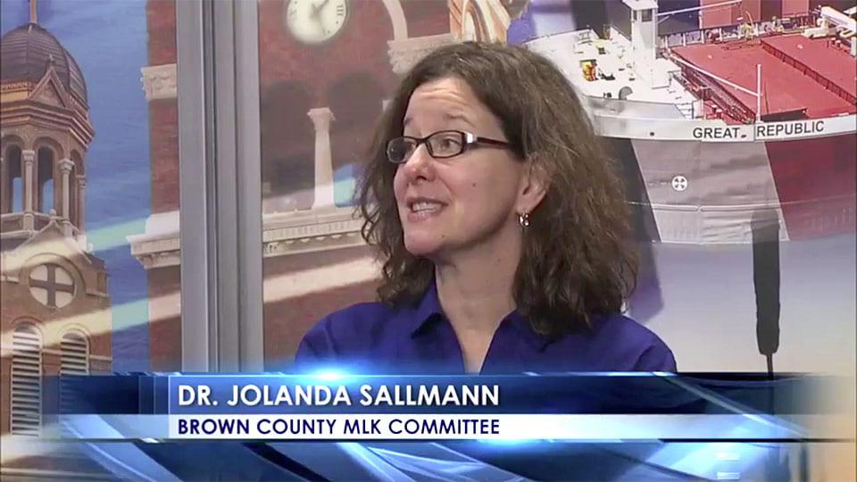 Jolanda Sallmann on WFRV-TV5
