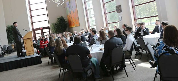 Accounting Students Association CPA Luncheon