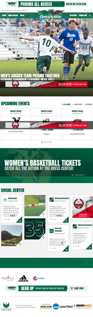 The Official Site of Green Bay Athletics-1