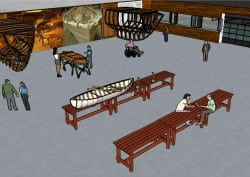 South Bay Maritime Museum concept