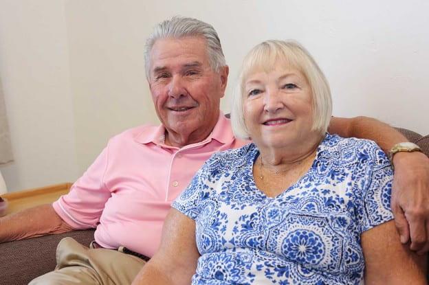 Gary and Rita Leroy