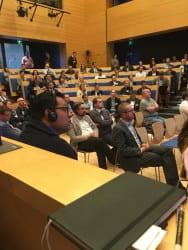 Konrad Adenauer Foundation audience