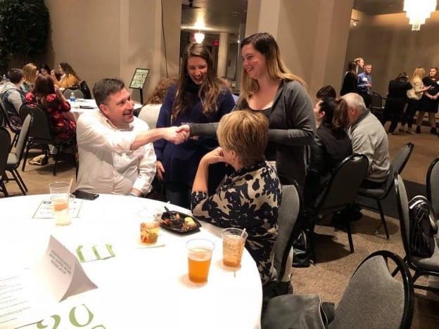UWGB Comm Week 2018 Banquet