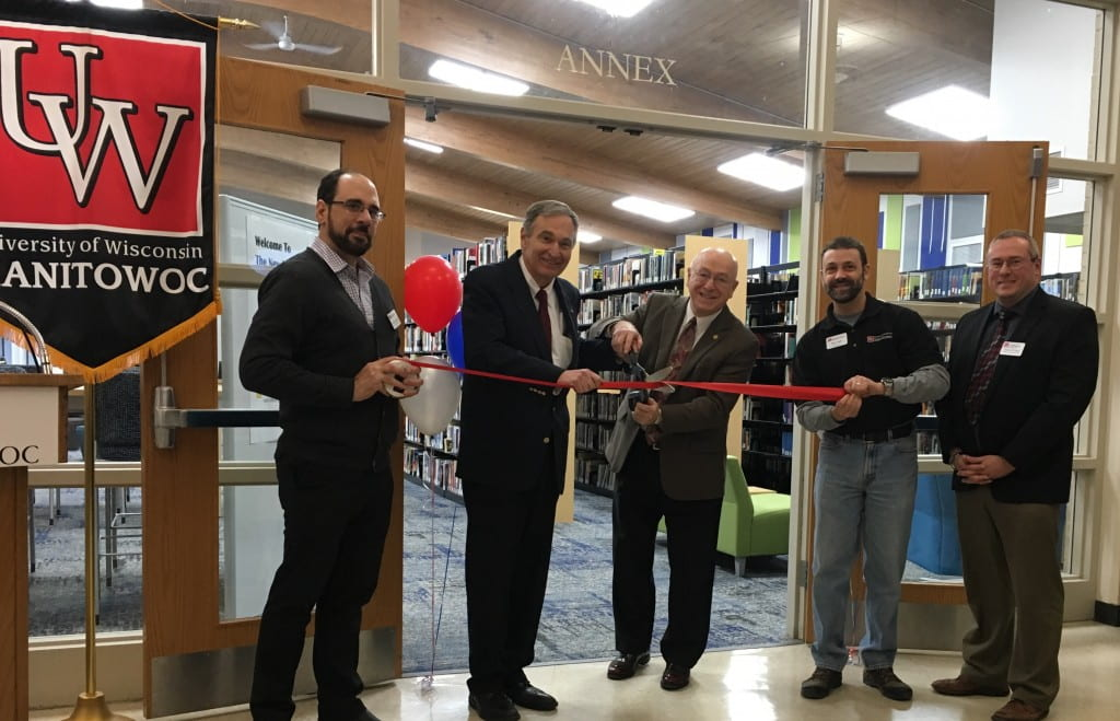 MAN-ribbon cutting 2018
