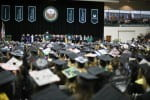 UW-Green Bay Commencement Spring 2018