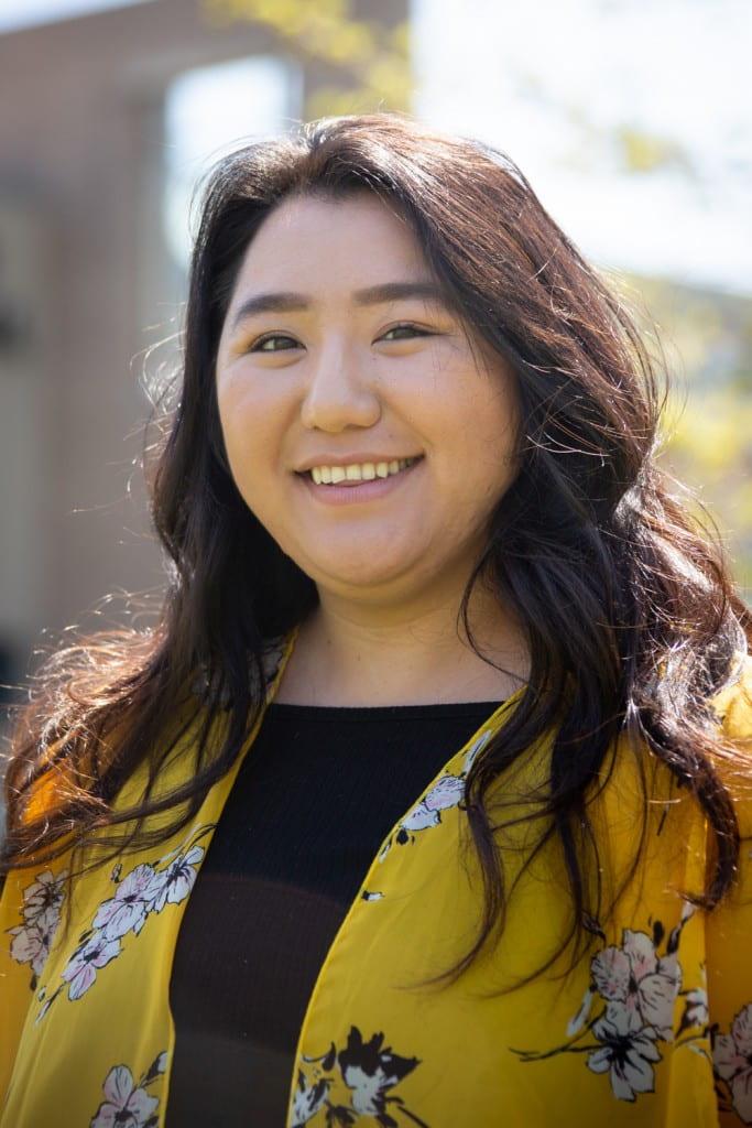 Student Speaker Portrait