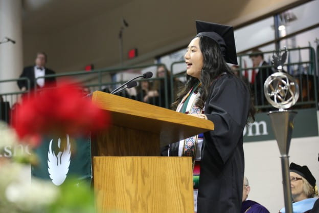 Bao Niah commencement address