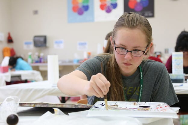 2018 Middle School Summer Art Camp