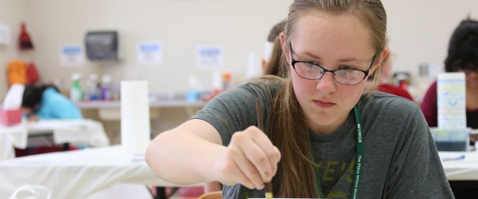 2018 Middle School Summer Art Camp