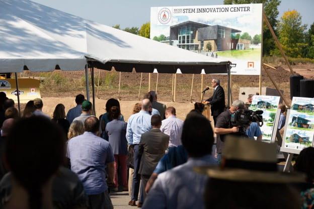 STEM Innovation Center Groundbreaking-1