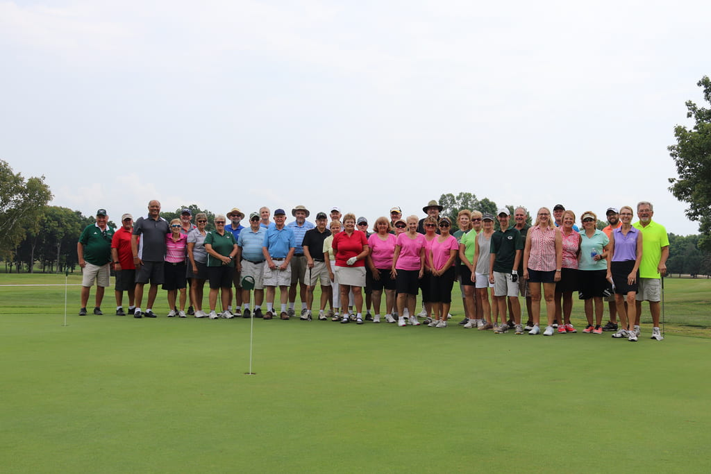 2018 Retirees Golf Outing