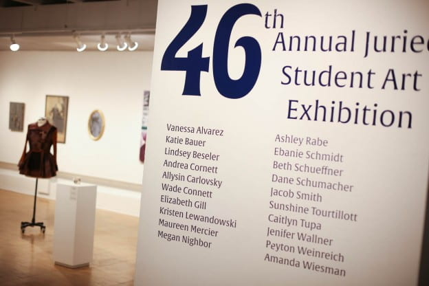 46th Annual Juried Student Art Exhibition