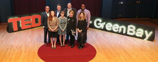 TEDx - UW-Green Bay Speakers