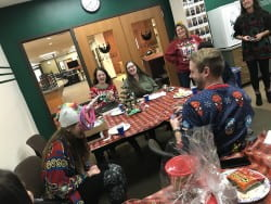 2018 Admissions Holiday Party Games