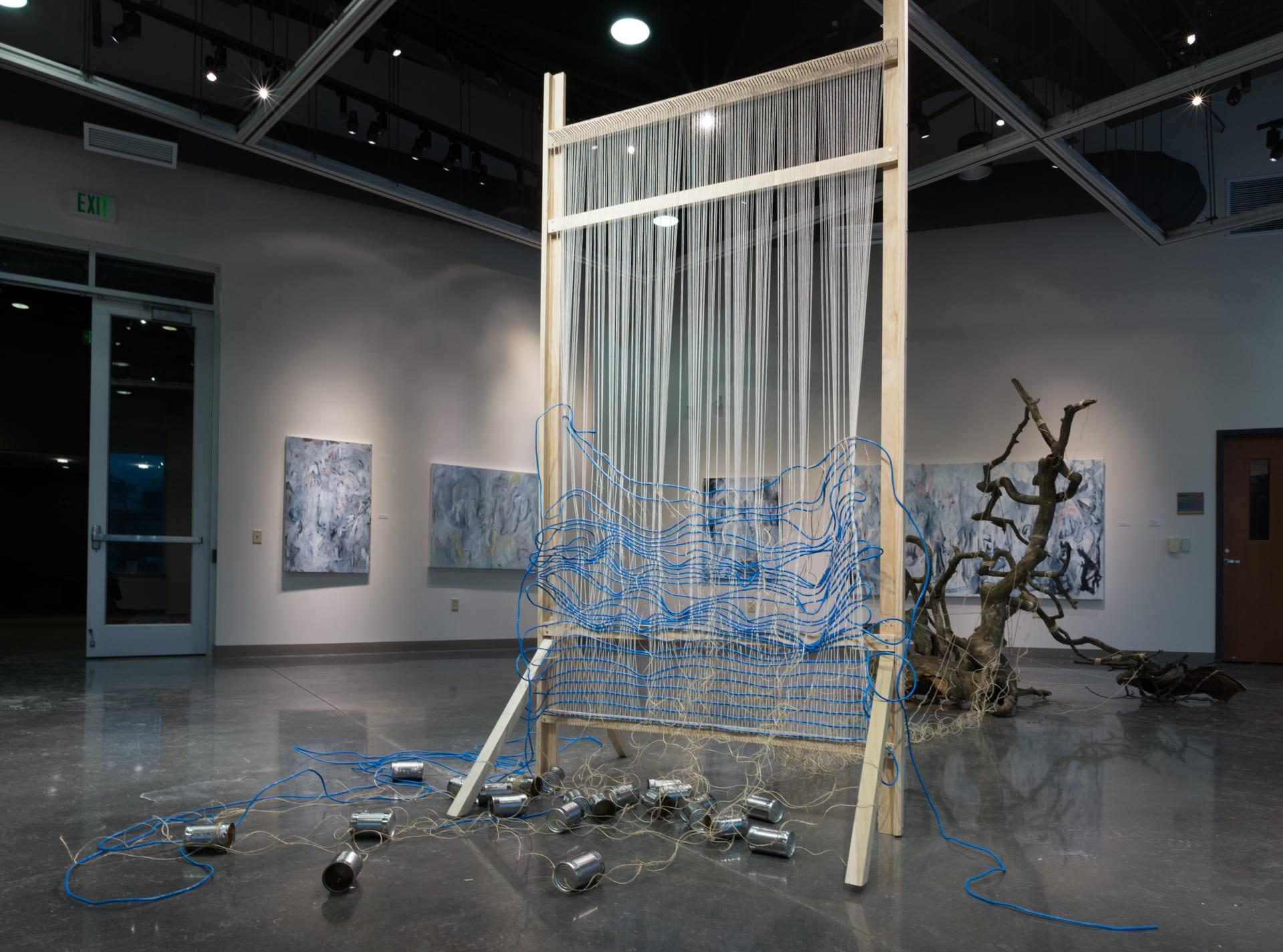 UW-Green Bay alumnus has art exhibition on display