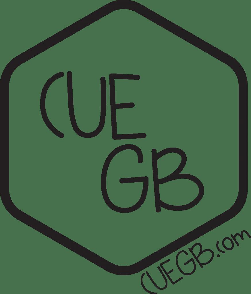CUE GB Graphic