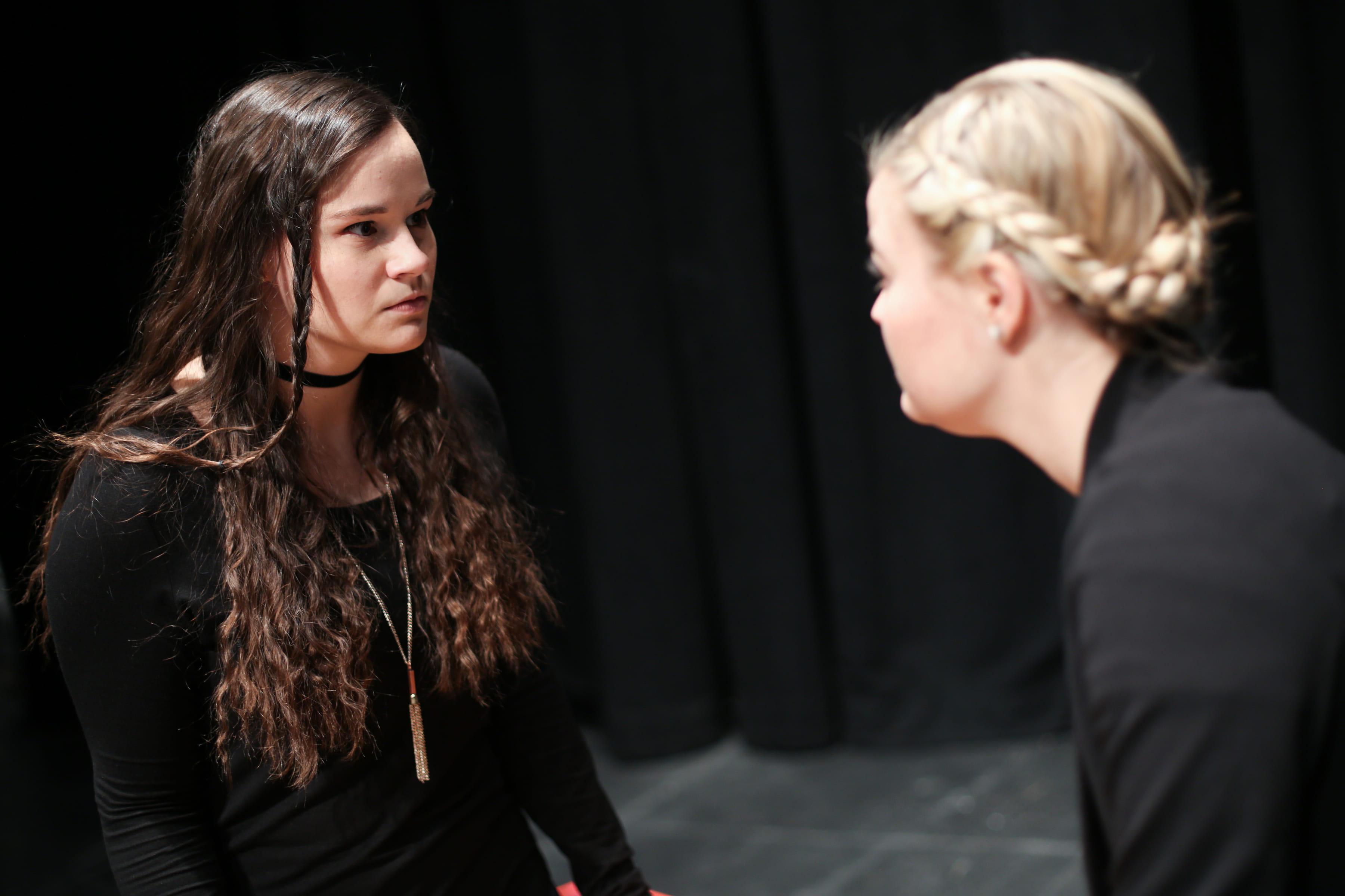 UW-Green Bay Theatre & Dance presents 'Julius Caesar' April 26-27 & May 2-4